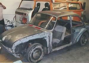 1965 Volkswagen Type Iii Notchback