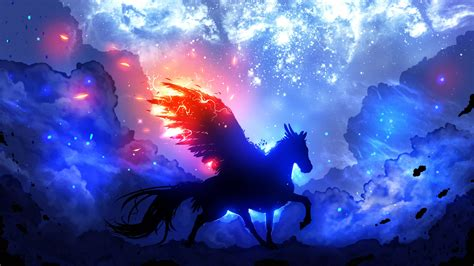horse fantasy wallpapers hd  desktop backgrounds