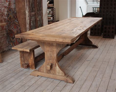 wood console table table kitchen chairs rustic wood home decor