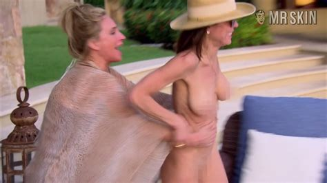 Luann Delesseps Nude Naked Pics And Sex Scenes At Mr Skin