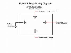 Rl44 Relay Wiring Diagram