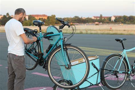 mit dem mobilen fahrradladen  berlin unterwegs radsam