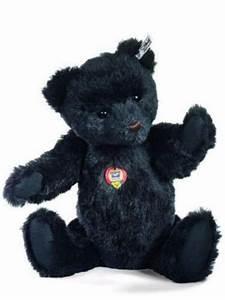 steiff le black 1961 teddy replica growler 17