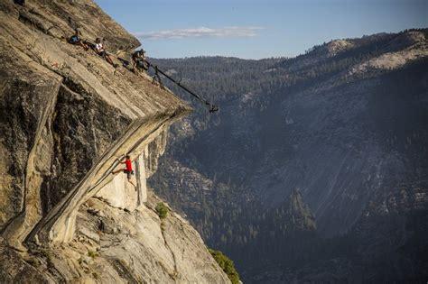 Alex Honnold Free Solo Heaven Yosemite Adventure