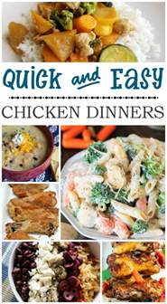 chicken dinner ideas easy quick and easy chicken dinner ideas c mon get crafty