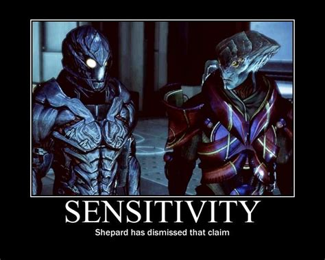 Mass Effect Kink Meme - quot hey javik check out my sweet new armor quot masseffect