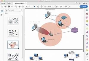 Convert Computer Network Diagram To Pdf