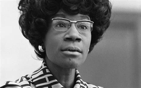 shirley chisholm   democratic party  today