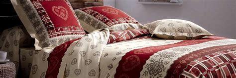 linge de lit de style chalet ou de style cagne la boutique linge