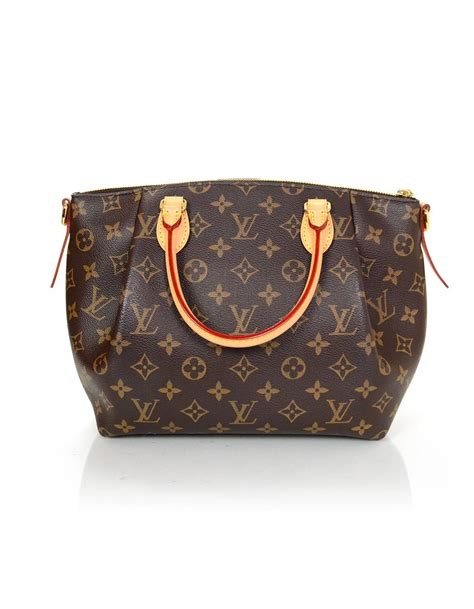 louis vuitton  monogram turenne pm bag  strap  stdibs