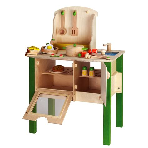 Amazon Awardwinning Wooden Play Kitchen For $71 Shipped