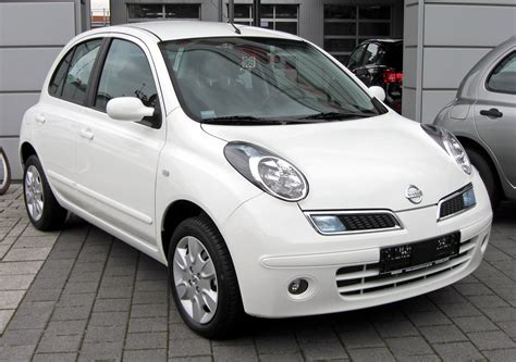 Nissan March Photo by Nissan March 1 0 2002 Auto Images And Specification