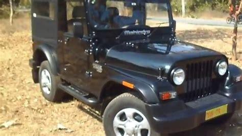 mahindra thar crde 4x4 ac modified mahindra thar crde 4x4 facelift walkaround youtube