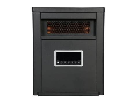Infrared Heater Living Room by Lifesmart 1500 Watt Large Room 6 Element Infrared Space