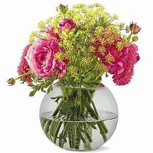 vase adaptable globe by boris kupczik deco tendency With chambre bébé design avec prix bouquet de fleurs