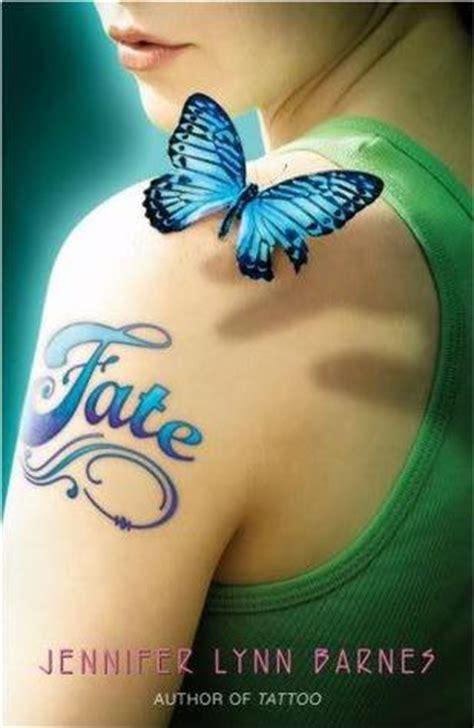 fate tattoo   jennifer lynn barnes reviews discussion bookclubs lists