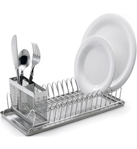 who makes the best kitchen knives stainless steel dish drainer in dish racks