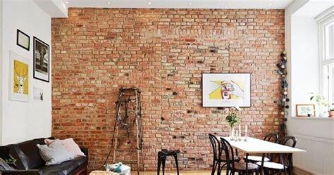 decora reformas uso de paredes rusticas en interiores de