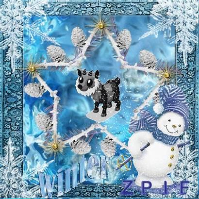 Snowman Ice Japanese Snow Serow Fun Sculptures