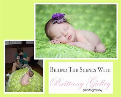 Scenes Behind Newborn Cleveland Brittany Gidley Photographer