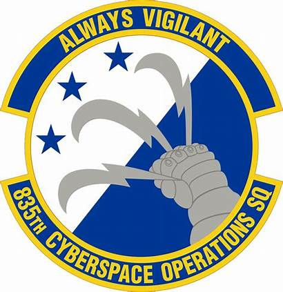 Cyberspace Operations 835th Squadron Sq Cyber Air