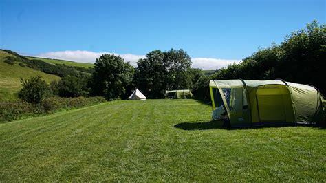 camping campsite  putsborough woolacombe devon combas farm