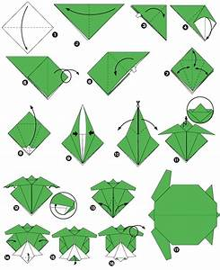 Origami Animaux Facile Gratuit : tuto mer diy origami tortue crabe crevette decoration ~ Dode.kayakingforconservation.com Idées de Décoration