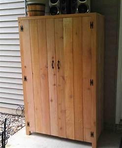 Outdoor, Cabinet, Doors