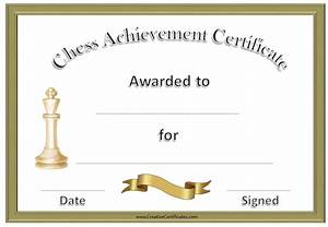 free printable participation certificates free chess awards and certificates customize online