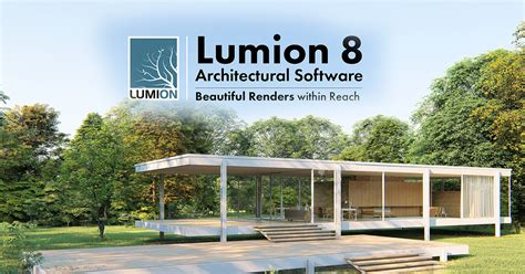 Introducing Lumion 8, Available Now
