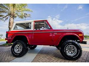 1972 Ford Bronco for Sale | ClassicCars.com | CC-999993