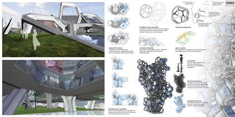 voronoi skyscraper evolo architecture magazine