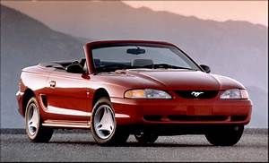 Timeline: 1997 Mustang - The Mustang Source