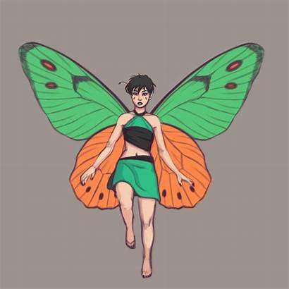 Fairy Flying Animated Fairyland Deviantart Da Animations