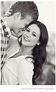 Happy Couple Black And White