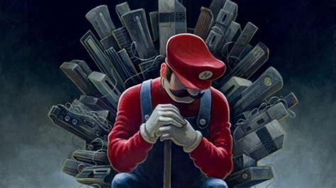 Game Of Thrones Le Générique à La Sauce Mario Super