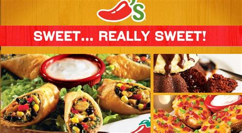 31753 Free Dessert Coupon Chilis by Free Appetizer Or Kid S Meal At Chili S Mojosavings