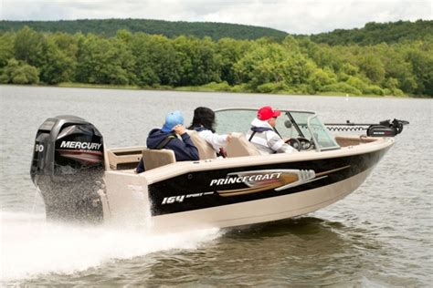 Princecraft Boats by Research 2013 Princecraft Boats Sport 164 Ws On Iboats