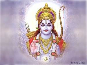 Hindu Gods HD Wallpapers: Lord Ram Wallpapers