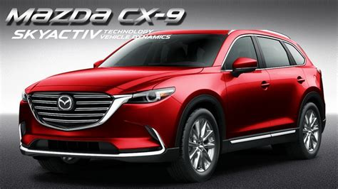 2020 Mazda Cx 9 by 2020 Mazda Cx 9 Changes Mazda Review Release