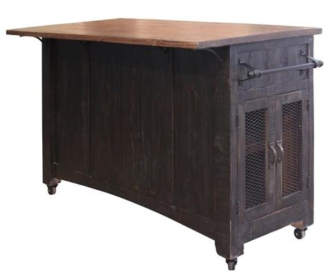 kitchen island furniture international furniture direct pueblo ifd370island kitchen 1916