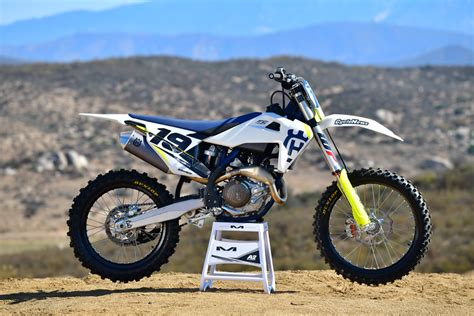 Husqvarna Fc 450 2019 by 2019 450 Motocross Shootout Cycle News