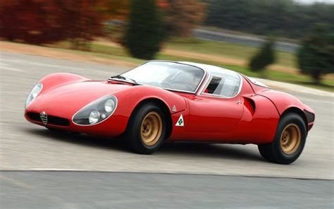 Alfa Romeo Stradale Wallpaper by Alfa Romeo Tipo 33 Stradale Hd Wallpapers 7wallpapers Net