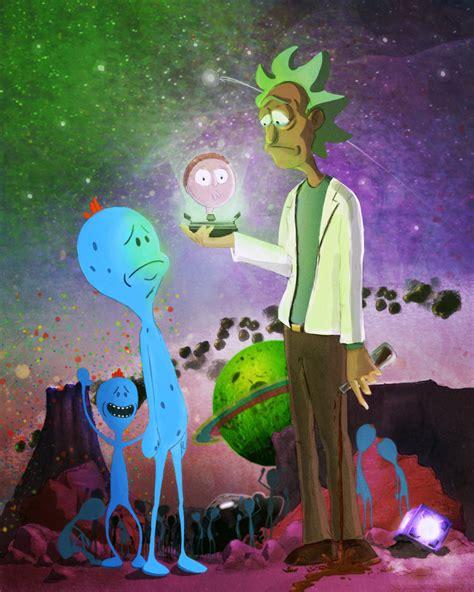 rick and morty fans rick and morty fan art by kkthe23rd on deviantart
