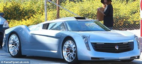Jay Leno Cruises Around In A Classic Car Before Swapping