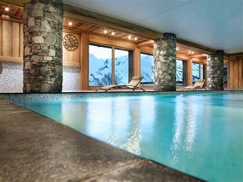 luxury ski holiday  residence cgh les chalets du gypse