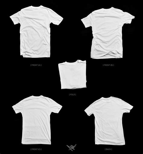 mockup t shirt templates de camiseta para edição no photoshop tutoriart