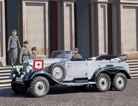The Cars Of Past & Present Dictators