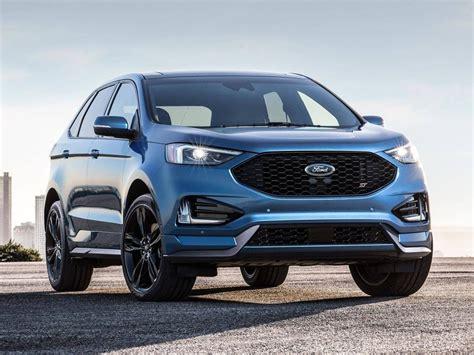 2019 Ford Edge St Debuts Alongside Fullrange Facelift