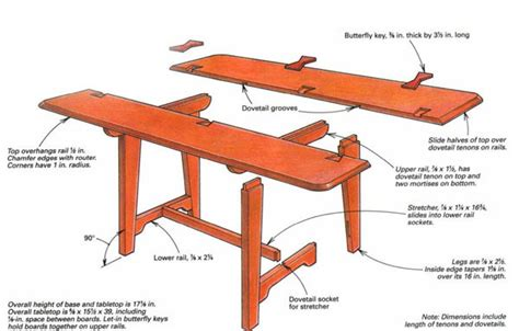 tea table highlights joinery finewoodworking